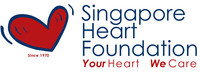 Logo of Singapore Heart Foundation