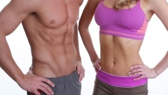 Image of bodies that are lean, fit and toned from a gym-free approach.