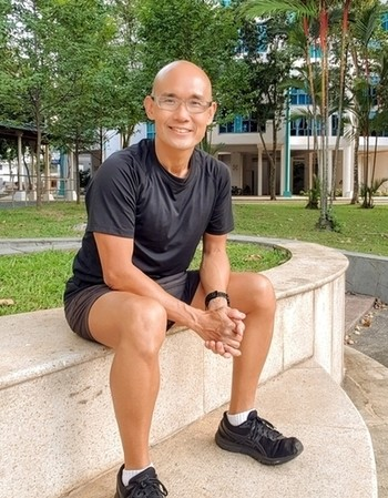 Photo of Rick Wong - Singapore's 50-Year-Old Master Fitness Trainer And Senior Exercise Consultant